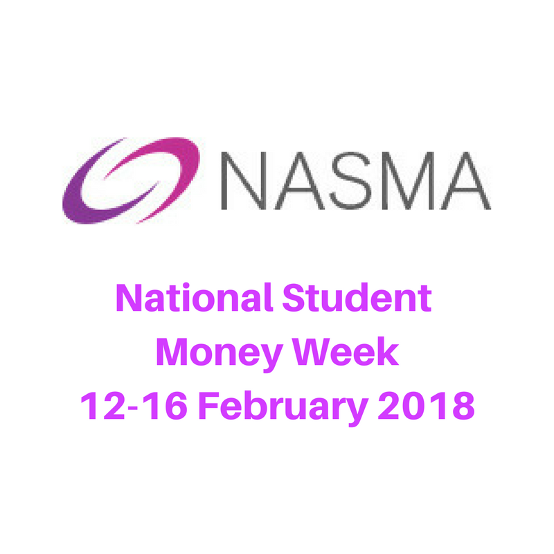 National Student Money Week Logo