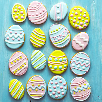 Easter student biscuit recipe