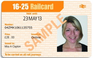 Return home with railcard discount for sheffield students