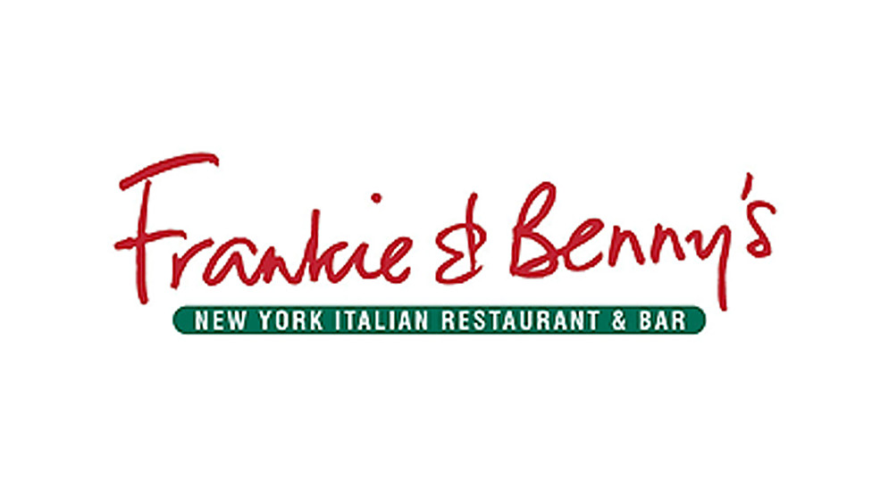 Student deals in Sheffield Frankie and Benny's Italian discount with NUS Uni card